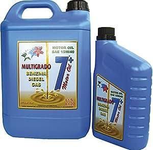 gardenzooshop unidades 2–Aceite para autotrazione Mineral 15/40de 1000ml