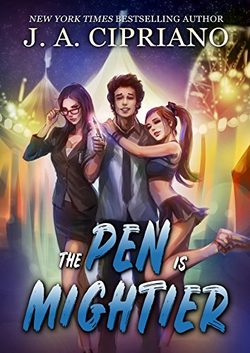 The Pen is Mightier cover