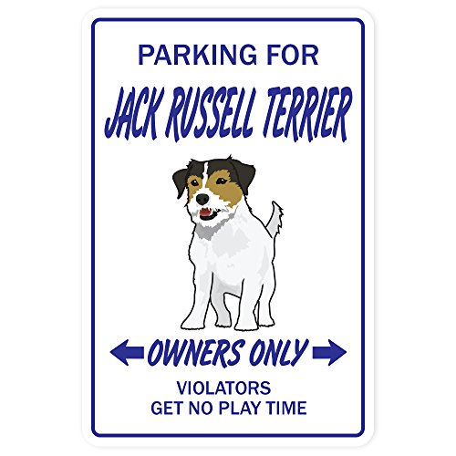 Jack Russell Terrier Novelty Sticker | Indoor/Outdoor for sale  Delivered anywhere in Canada