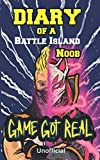 Diary of a Battle Island Noob: Game Got Real