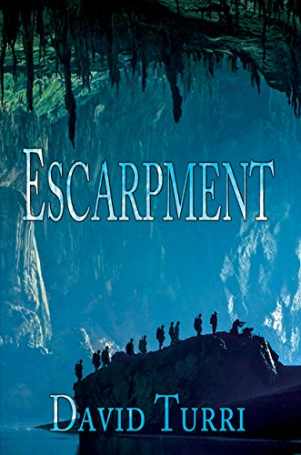 Book: Escarpment by David Turri
