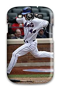 new york mets MLB Sports & Colleges best Samsung Galaxy S3 cases 3152033K607758094