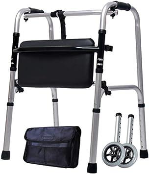 Amazon.com: HEA GH - Andador plegable de alta resistencia ...