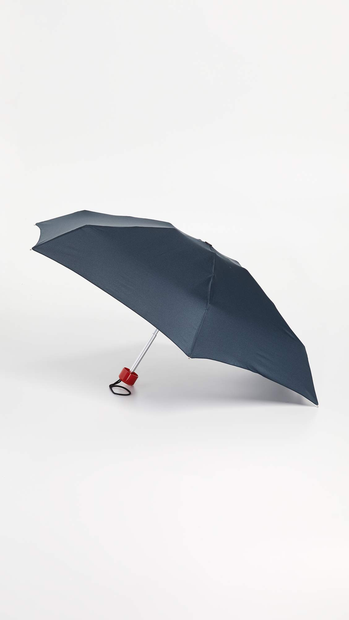 Hunter Boots Men's Original Mini Compact Umbrella, Navy, Blue, One Size by Hunters (Image #2)