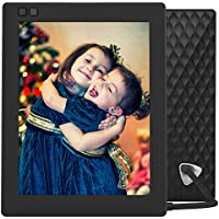 NIXPLAY Seed Digital Photo Frame WiFi 8 inch W08D, Black....