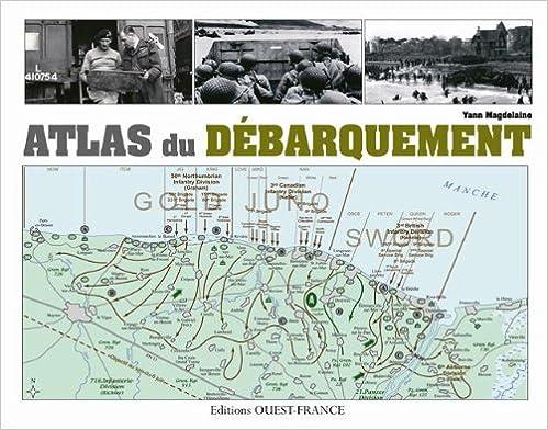 En ligne Atlas du Débarquement pdf, epub ebook