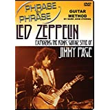 Phrase By Phrase™ Guitar Method - Led Zeppelin: Exploring The Iconic Guitar Style Of Jimmy Page