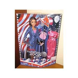 Barbie for President 2008