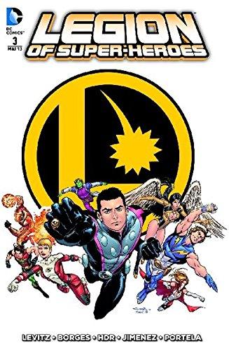 Legion of Super-Heroes, Bd. 3