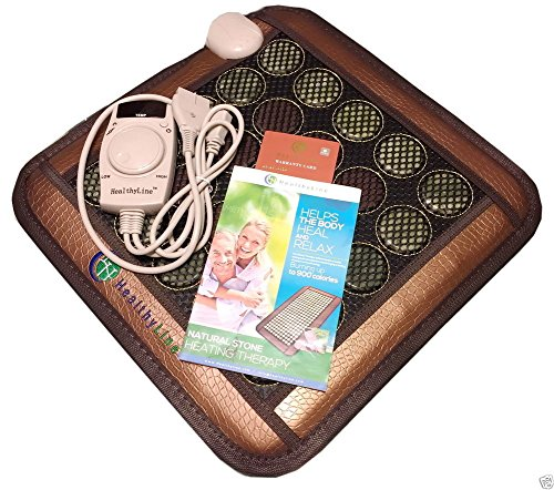 HealthyLine Far Infrared Heating Pad (Firm)|Natural Jade ...