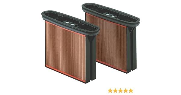 Metabo 631933000 Aspirador sin bolsa Filtro accesorio y suministro ...
