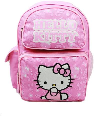 Child Size Pink Sanrio Hello Kitty Backpack