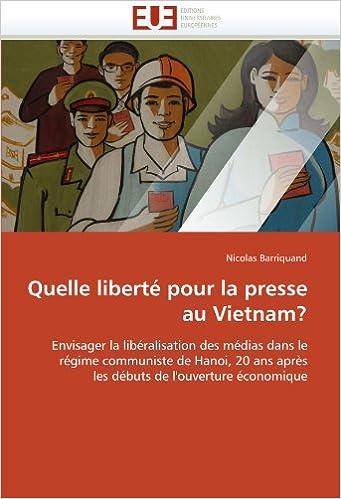 Descargar Por Utorrent 2015 Quelle Liberté Pour La Presse Au Vietnam? En PDF