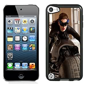 New Personalized Custom Designed For iPod Touch 5th Phone Case For Batman Anne Hathaway Phone Case Cover