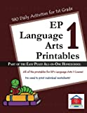 EP Language Arts 1 Printables