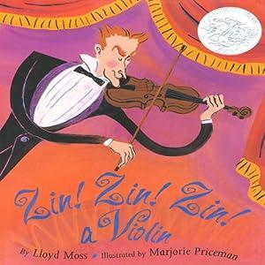 Zin! Zin! Zin! A Violin Audiobook