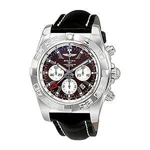 Breitling Chronomat GMT Automatic Chronograph Mens Watch AB041012/Q586BKLT