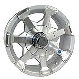 15 x 6 Hi-Spec Series06 Aluminum Trailer Wheel 5 on 4.50, 2150 lb Capacity