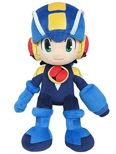 """Mega Man Battle Network - 15"""" Mega Man Plush (Capcom)"""