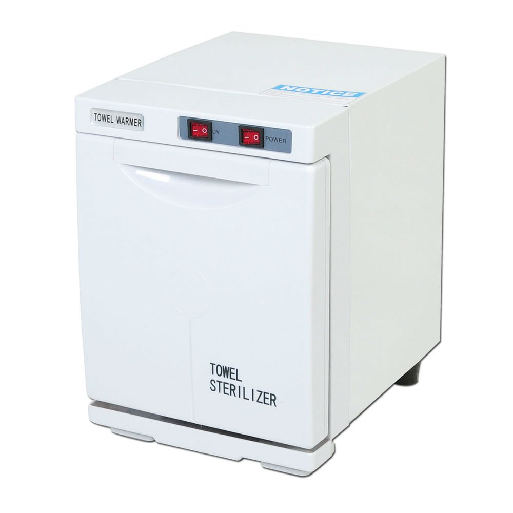 5L Sterilizer Cabinet Towel Warmer Heater Salon UV Facial Spa Beauty Equipment