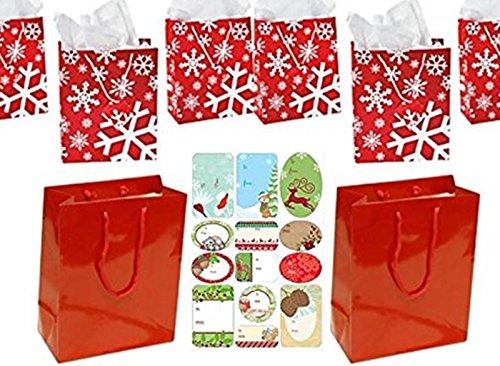 Red White Christmas Gift Assortment