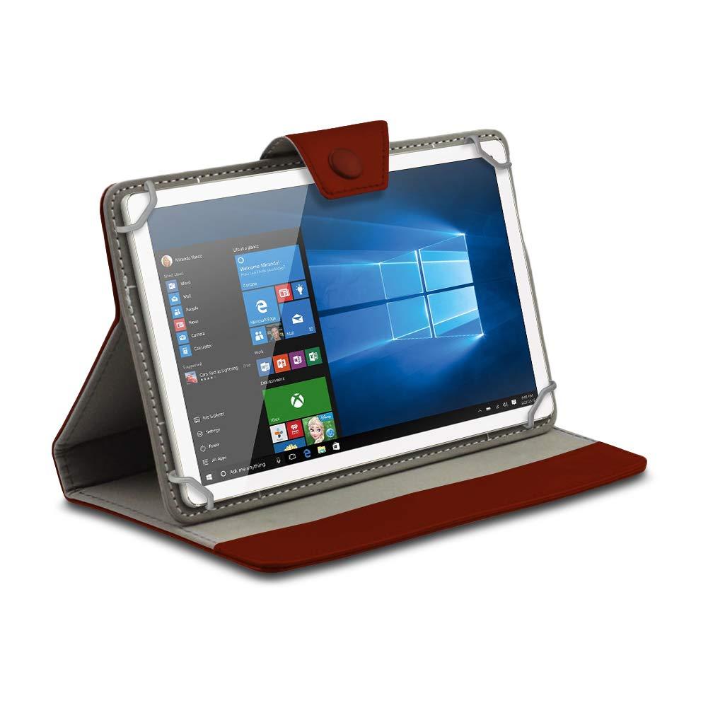 Farben:Blau na-commerce Tablet Schutzh/ülle Jay-tech Tablet PC TXE10DS TXE10DW XE10D Universal Tablettasche Tasche H/ülle Standfunktion in Verschiedenen Farben Cover Case