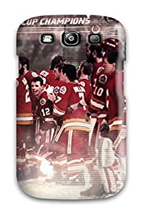Special ChristopherMashanHenderson Skin Case Cover For Galaxy S3, Popular Calgary Flames (24) Phone Case