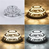 KAI Crystal Dimmable Temperature Adjustable Ceiling