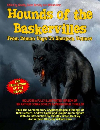 Download Hounds Of The Baskervilles. From Demon Dogs To Sherlock Holmes: The True Story Of The Beast! pdf epub