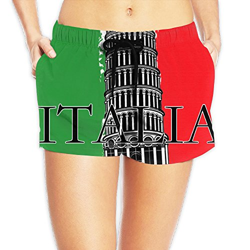 italian flag swim trunks - 9