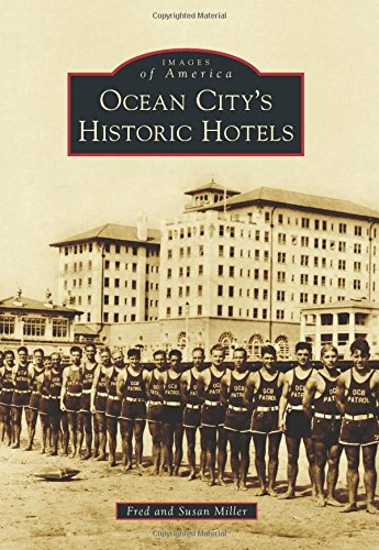 New Brighton Pa - Ocean Citys Historic Hotels (Images of America)