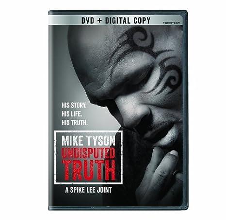 Amazon Com Mike Tyson Undisputed Truth Dvd Digital Copy Movies Tv