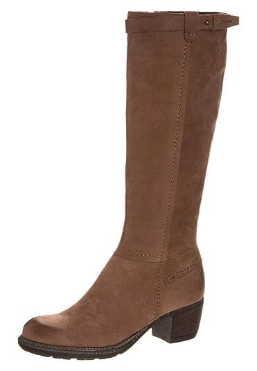 78e26a651 Designer ME Chaussons-Bottes pour Chaussures Femme-Marron/Pier One ...