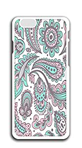 Hard Case Back Custom PC iphone 6plus cases for girls designs - Color squares texture