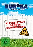 EUReKA - Die geheime Stadt, Die komplette Serie (22 Discs) [DVD]