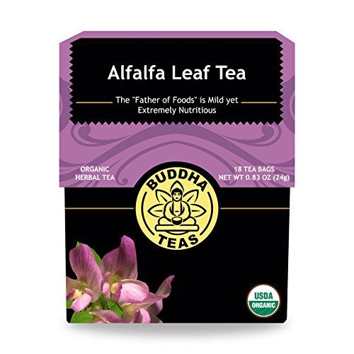 Organic Alfalfa Leaf Tea Caffeine Free