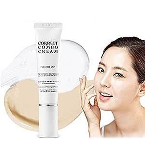 Amazon.com : Mizon Flawless Skin Correct Combo Cream Anti