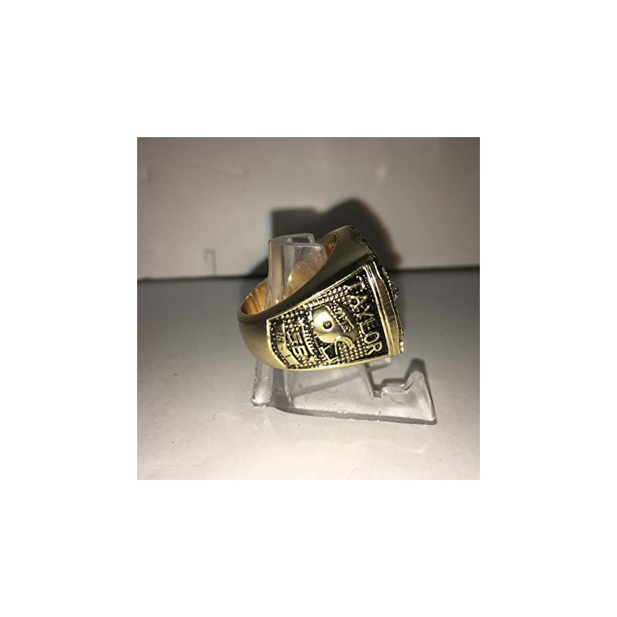 Lawrence Taylor #56 New York Giants NY High Quality Replica 1990 Super Bowl SB XXV Ring Size 11