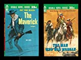 img - for The Man Who Was Morgan/The Maverick (Abridged) book / textbook / text book