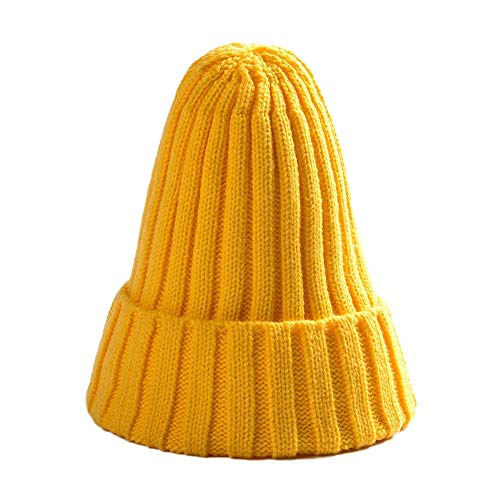 - Winter Knit Beanie Cap Ski Hat Casual Hats Warm Caps for Men Women