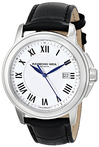 Raymond Weil Men's 5578-STC-00300 Tradition Analog Display S
