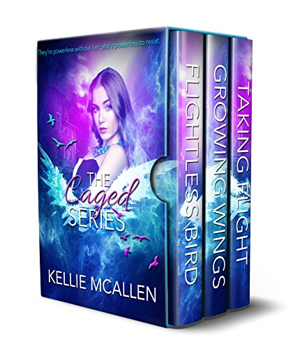 The Caged Series (RH Teen Paranormal Romance) by [McAllen, Kellie]