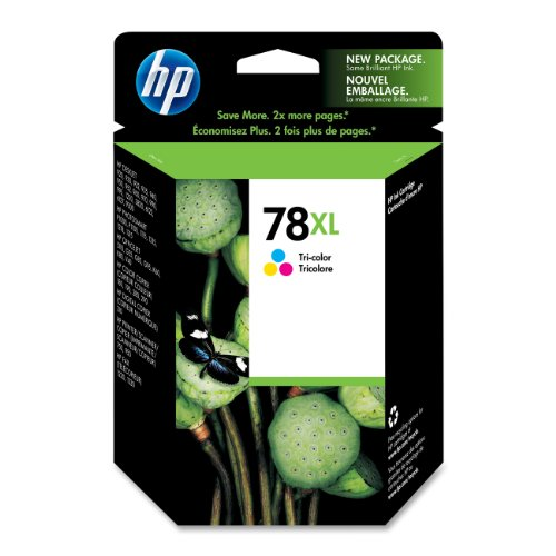 HP Tri color Cartridge C6578AN Officejet product image