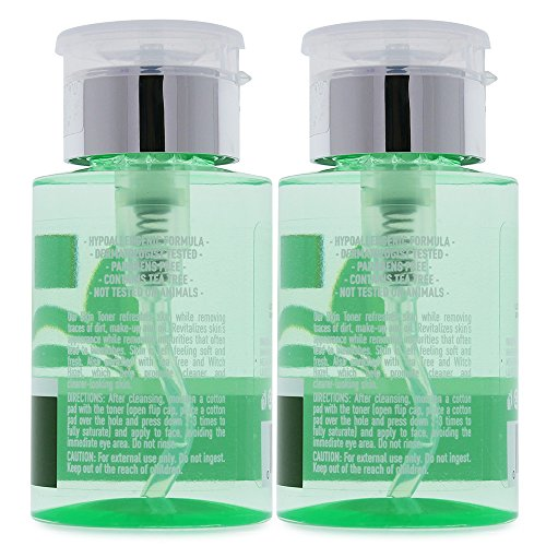 Beauty America Tea Tree Facial Toner, No-Leak, Push-Top Pump, 2 x 5.9 oz by Beauty America (Image #1)