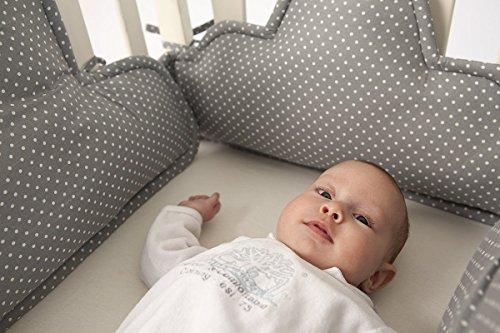 - Crib Bumper, Bumper Pillow, Cot Bumper, Baby Bed Bumper, baby bumper, Cradle bumper, Baby bed rails, Portable Baby Bumper, Baby Rail Guard
