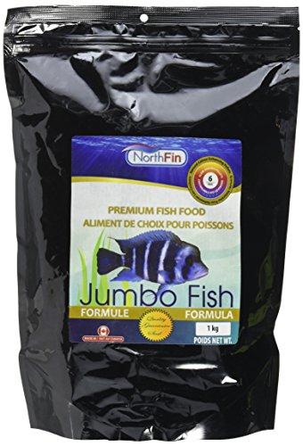 Northfin Food Jumbo Formula 6Mm Pellet 1Kg Package ()