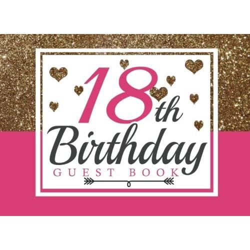 guest book birthday amazon co uk