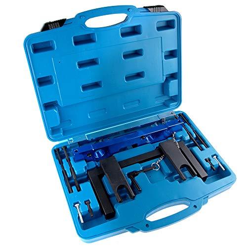 OCPTY Engine Camshaft Alignment Timing Master Locking Tool VANOS Alignment Plates Replacement Fit BMW N51/N52/N53/N54 Engines (Camshaft Locking Plate)