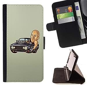 Jordan Colourful Shop - diesel car black mustang powerfult hot For HTC DESIRE 816 - < Leather Case Absorci????n cubierta de la caja de alto impacto > -