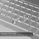 Clear Keyboard Cover for HP Envy x360 15.6/HP
